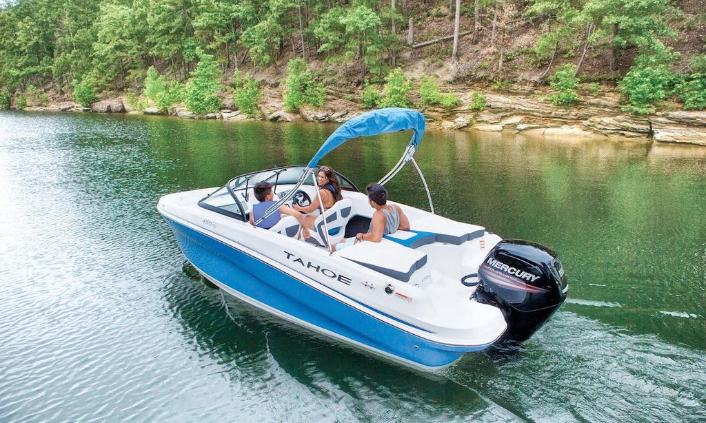 2020 Tahoe 450 TS