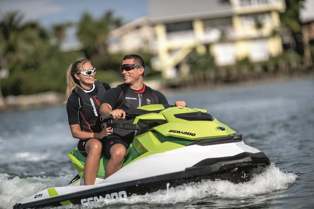 2018 Sea Doo PWC GTX 230 Boat Test & Review 1349 | Boat Tests