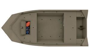 2020 Tracker Boats GRIZZLY 1448 JON