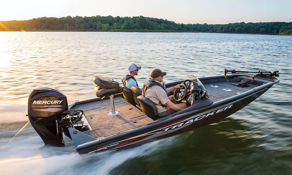 2020 Tracker Boats PRO TEAM 175 TF