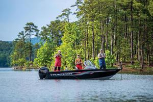 2018 Tracker Boats TARGA V-18 WT