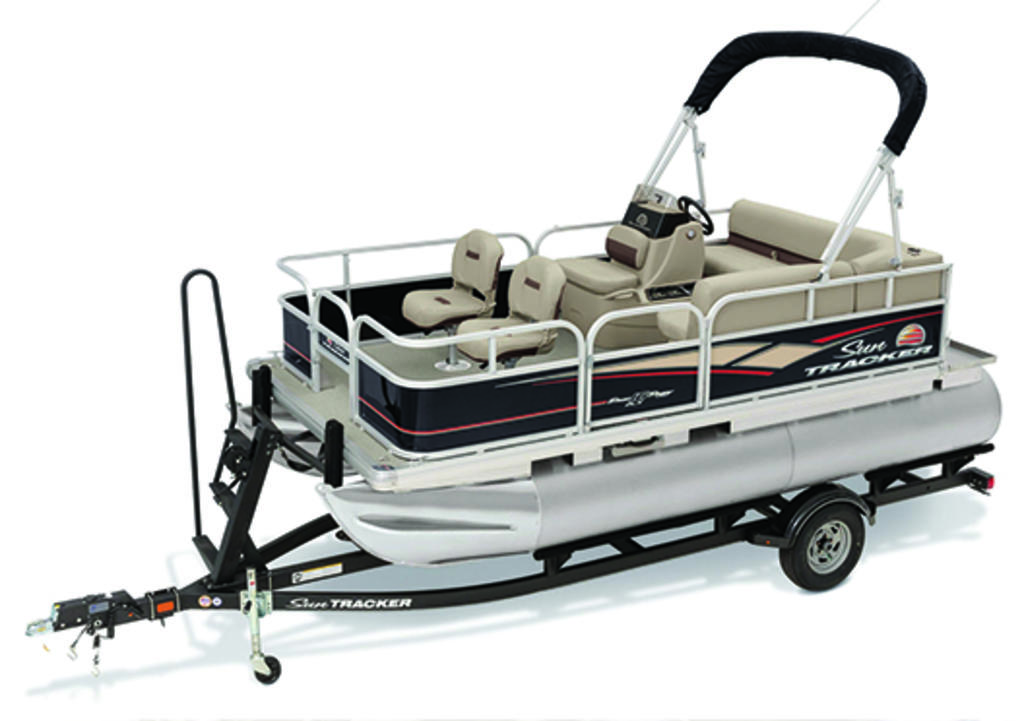 2019 Sun Tracker BASS BUGGY 16 DLX ET