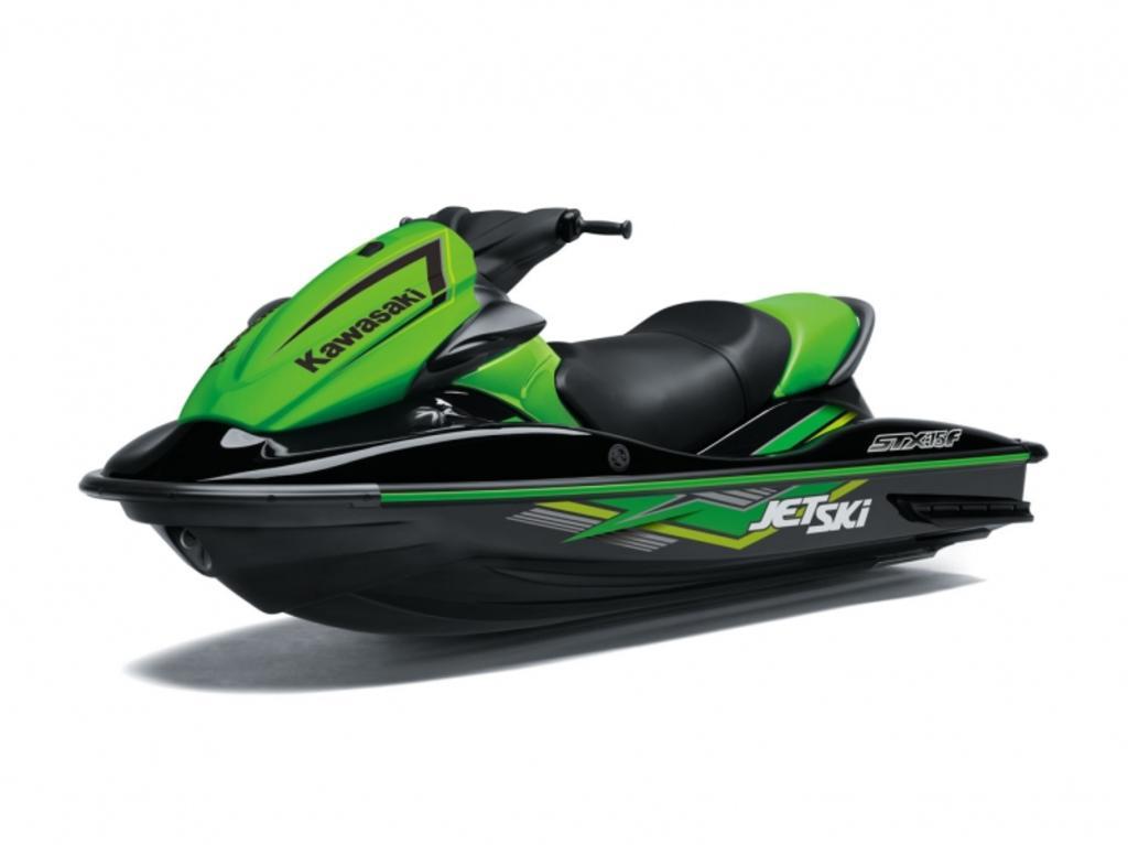 2019 Kawasaki STX-15F