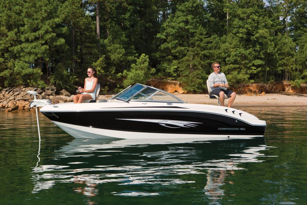 2019 Chaparral 19 H20 SPORT & FISH