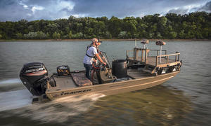2020 Tracker Boats GRIZZLY 1860 CC SPORTSMAN