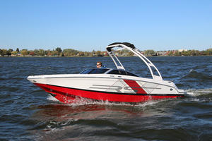 2018 Four Winns HD 200 RS Reviewed On BoatTest.ca