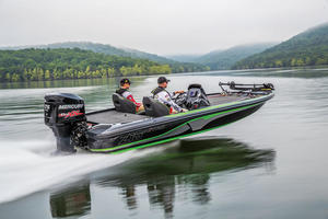 2018 Nitro Z18 Boat Test Photo