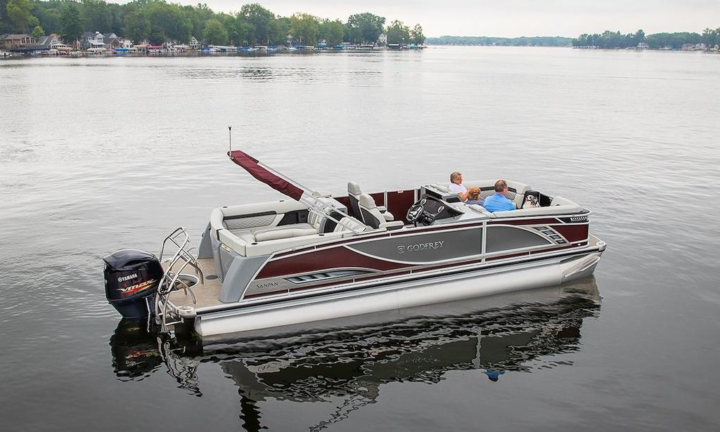 2020 Godfrey Pontoon SP 2400 ULC