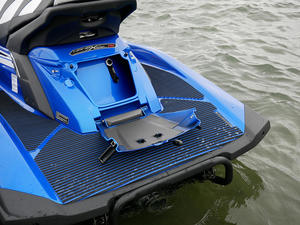 2018 Yamaha PWC WaveRunner FX Cruise SVHO Boat Test Photo