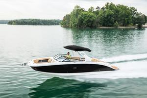 2019 Sea Ray SDX 290