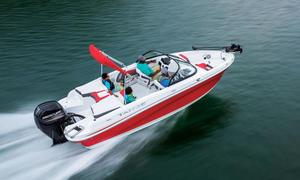 2020 Tahoe 550 TF