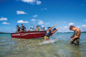 2018 Tracker Boats TARGA V-18 COMBO