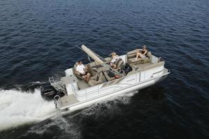 2020 Sylvan L-3 Party Fish  Boat Test Photo