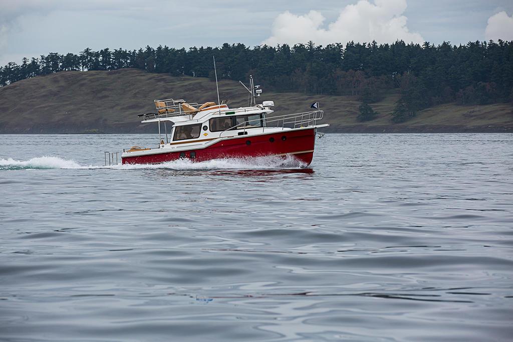 2019 Ranger Tugs R 29 CB