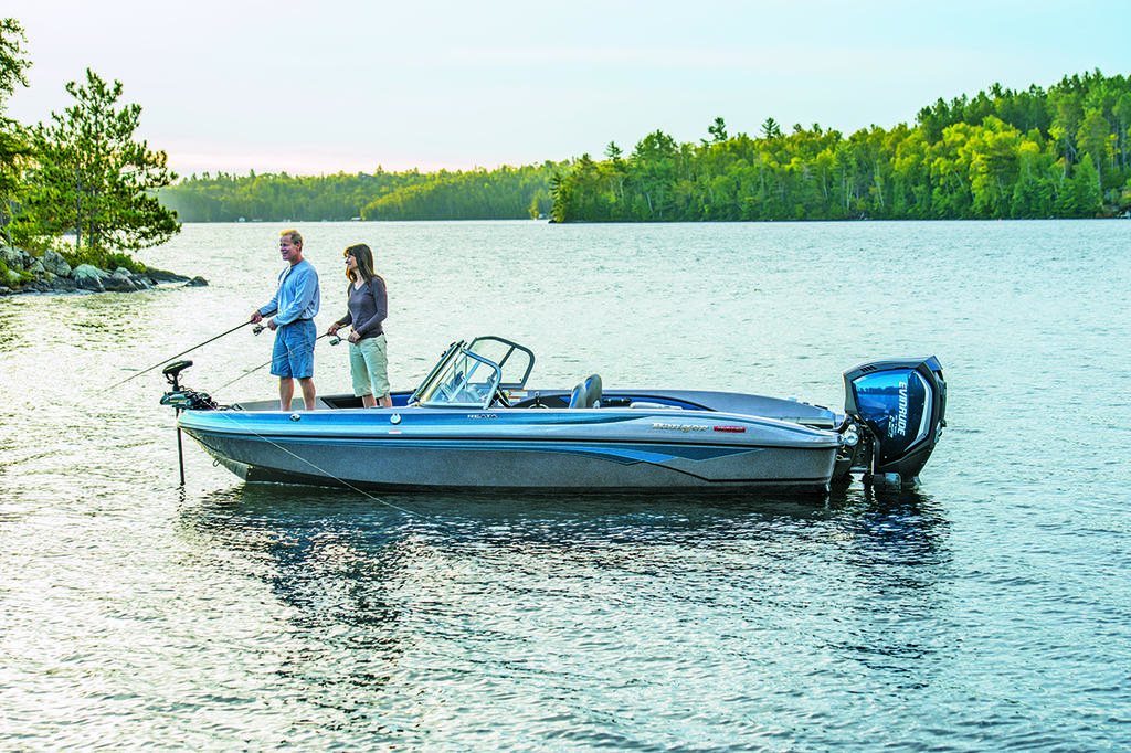 2019 Ranger Boats 1850 MS