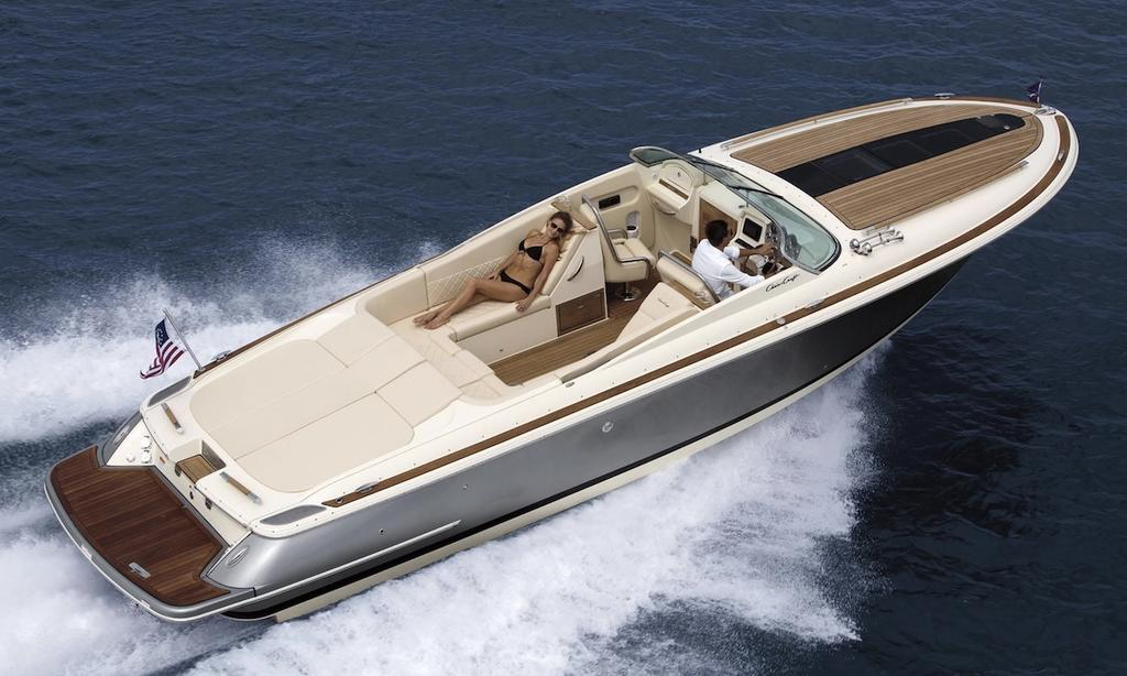 2020 Chris Craft CORSAIR 34