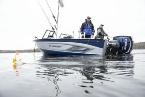 2020 Starcraft Fishmaster 196 Boat Test Photo