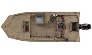 2020 Tracker Boats GRIZZLY 1754 SC
