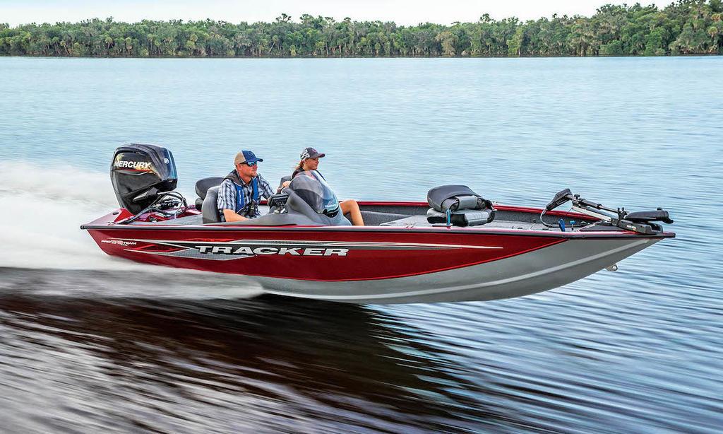 2020 Tracker Boats PRO TEAM 175 TXW