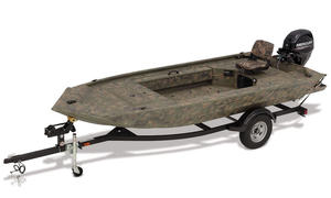 2020 Tracker Boats GRIZZLY 1548 T SPORTSMAN  Buyers Guide Photo