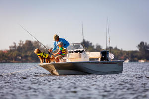 2019 Boston Whaler 150 MONTAUK  Buyers Guide Photo