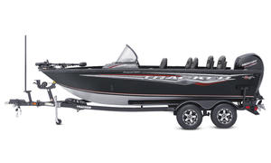 2020 Tracker Boats TARGA V-19 WT COMBO TOURNAMENT ED