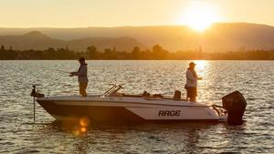 2020 Campion Rage R22 Boat Test Photo