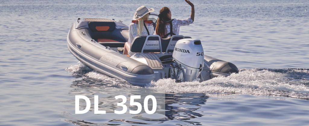 2019 Highfield DL 350