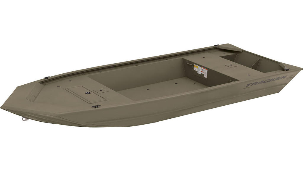 2020 Tracker Boats GRIZZLY 1648 JON