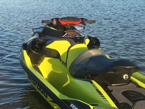 2018 Sea Doo PWC RXT-X 300 Boat Test Photo