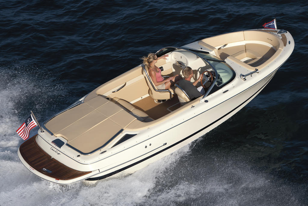 2005 Chris Craft Chris Craft Speedster Boat Test Amp Review