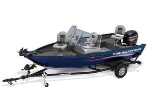 2019 Tracker Boats PRO GUIDE V-16 WT