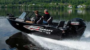 2020 Princecraft HOLIDAY 162 DLX WS Boat Test Photo