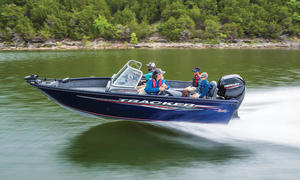 2020 Tracker Boats PRO GUIDE V-175 COMBO
