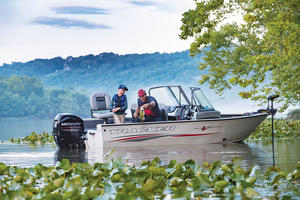 2018 Tracker Boats PRO GUIDE V-16 WT