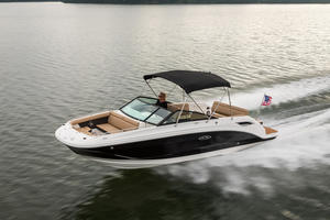 2019 Sea Ray SDX 250 Buyers Guide Photo