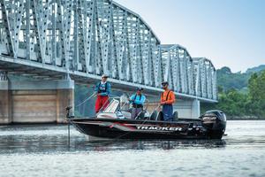 2019 Tracker Boats TARGA V-18 WT