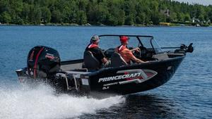 2019 Princecraft 170 DLX Boat Test Photo