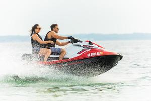 2019 Yamaha PWC EX Deluxe
