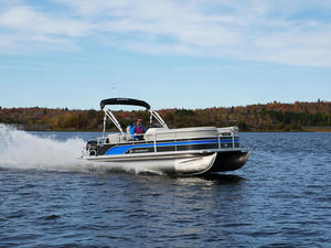 2018 Legend Enjoy Freedom Reviewed On BoatTest.ca