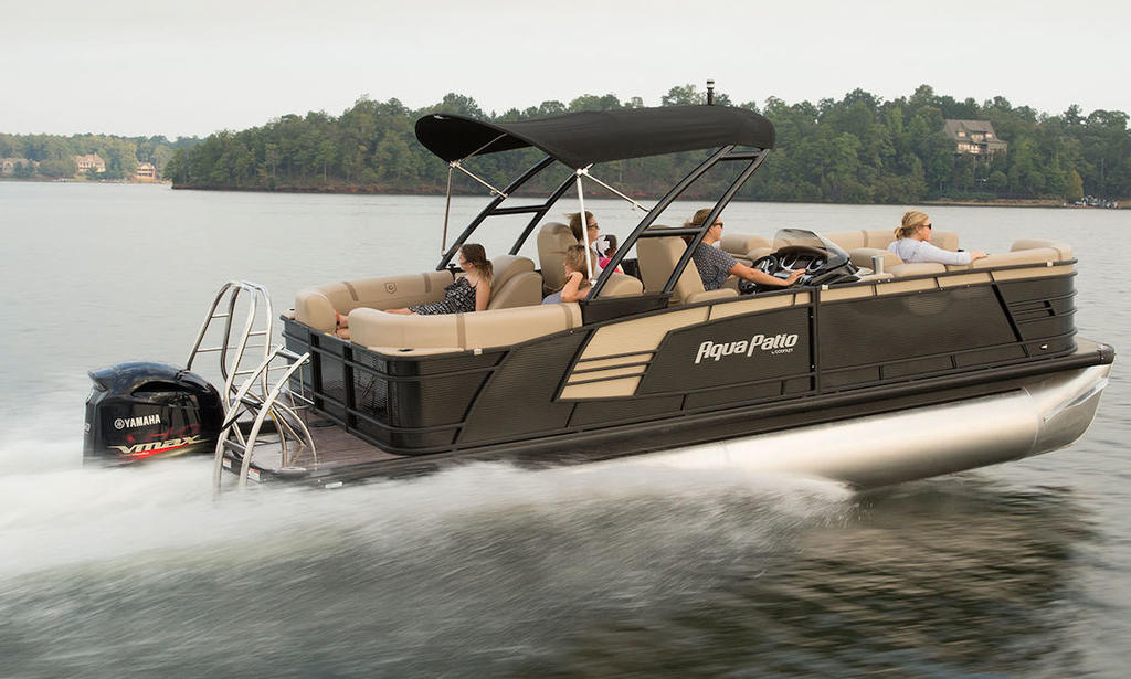 2020 Godfrey Pontoon AP 215 SB