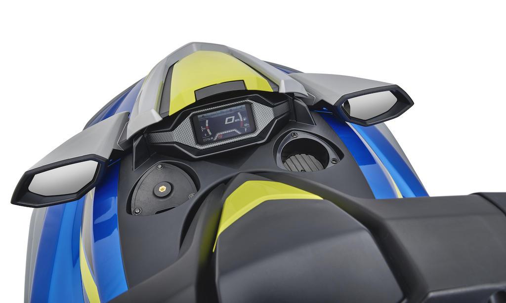 2020 Yamaha PWC FX Cruiser SVHO