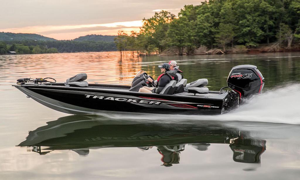 2020 Tracker Boats PRO TEAM 190 TX