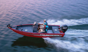 2020 Tracker Boats SUPER GUIDE V-16 SC