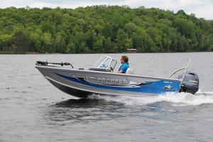 2018 Polar Kraft Kodiak 170 FS Reviewed On BoatTest.ca