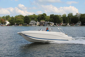 2018 Starcraft SCX 211 IO Surf Reviewed On BoatTest.ca