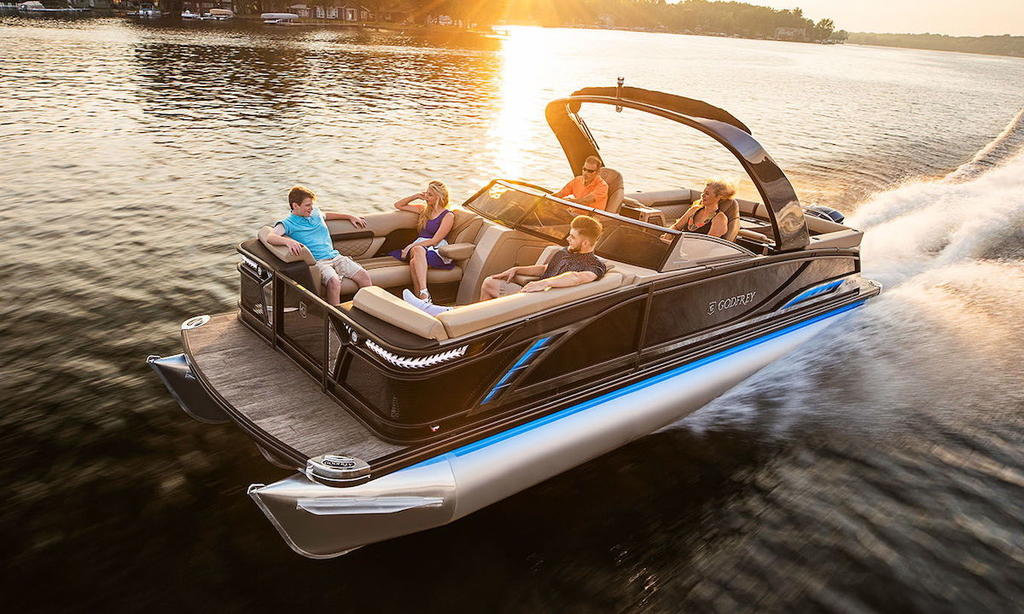 2020 Godfrey Pontoon LX 2600 ULW