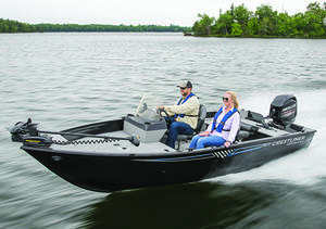 2018 Crestliner 1450 DISCOVERY Buyers Guide Photo