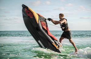 2019 Sea Doo PWC Spark TRIXX 3UP Buyers Guide Photo