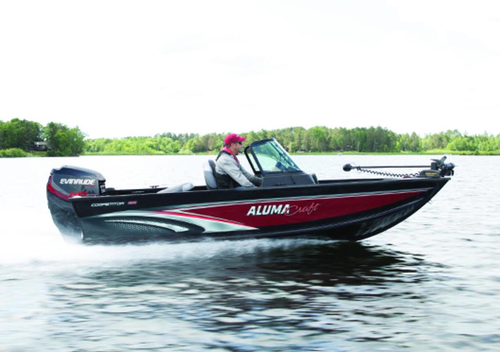 2019 Alumacraft COMPETITOR 165